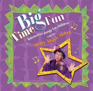 Big Time Fun CD