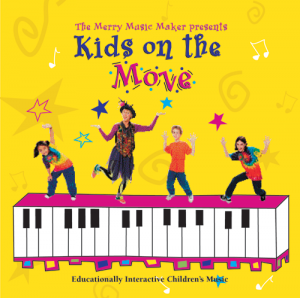 Kids on the Move CD